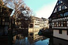 Francja Strasbourg fotografia royalty free