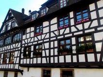 Francja Strasbourg obrazy royalty free