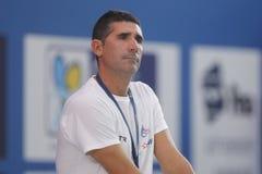 Franck Esposito Coupe du monde àChartres Photos libres de droits