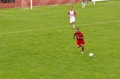 Franck Ribery da Baviera Monaco di Baviera Immagine Stock Libera da Diritti