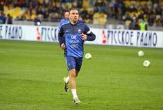 Franck Ribery de França Fotografia de Stock Royalty Free