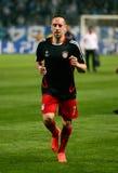 Franck Ribery di Baviera Munchen Fotografie Stock