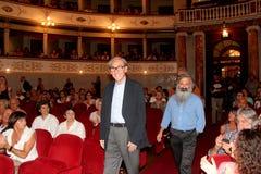 Franco Battiato Foto de archivo