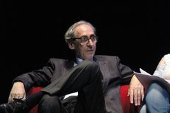 Franco Battiato Royalty Free Stock Photos