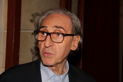 Franco Battiato Stock Photo