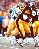 Franco Harris. Pittsburgh Steelers Hall of Fame RB Franco Harris Royalty Free Stock Images