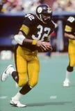 Franco Harris. Pittsburgh Steelers RB Franco Harris. (Image taken from color slide Stock Image