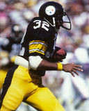 Franco Harris. Pittsburgh Steelers RB Franco Harris, #32. (Image taken from color slide Royalty Free Stock Photos