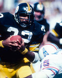 Franco Harris. Pittsburgh Steelers RB Franco Harris, #32. (Image taken from color slide Stock Photos