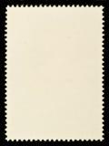 Francobollo in bianco Fotografia Stock Libera da Diritti