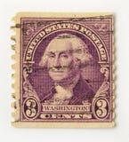Francobollo degli Stati Uniti Fotografia Stock