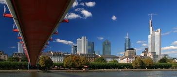 Francoforte Immagine Stock