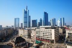 Francoforte Immagine Stock Libera da Diritti