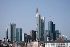 Francoforte Fotografia Stock Libera da Diritti
