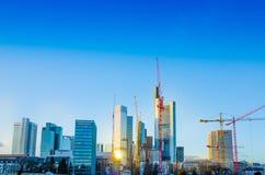 Francoforte, Alemanha Foto de Stock