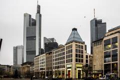 Francoforte, Alemanha Fotografia de Stock
