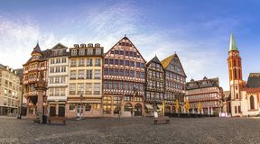Francoforte Germania fotografia stock libera da diritti