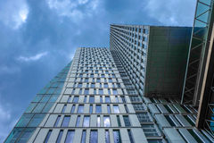 Francoforte, a metrópole de Alemanha Fotografia de Stock