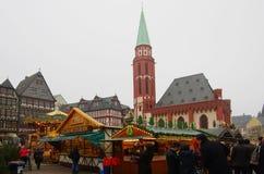Francoforte sul Meno Fotografia Stock Libera da Diritti
