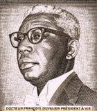 Francois Duvalier Royalty Free Stock Image