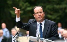 francois francuski hollande polityk obrazy royalty free