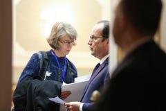 Francois Hollande Royalty Free Stock Image