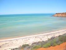 Francois Peron National Park, Haifisch-Bucht, West-Australien stockbilder