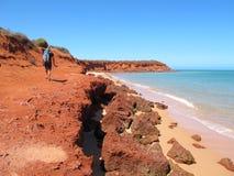 Francois Peron National Park, Shark Bay, Western Australia Stock Images