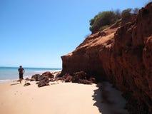 Francois Peron National Park, Shark Bay, Western Australia Royalty Free Stock Photos