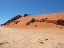 Francois Peron National Park, Shark Bay, Western Australia Royalty Free Stock Images