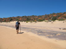Francois Peron National Park, Shark Bay, Western Australia Royalty Free Stock Photography