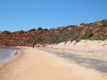 Francois Peron National Park, Shark Bay, Western Australia Stock Photography