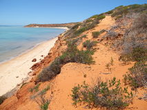 Francois Peron National Park, Shark Bay, Western Australia Stock Photos