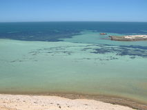 Francois Peron National Park, Shark Bay, Western Australia Royalty Free Stock Images