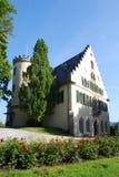Rosenau замка стоковое изображение rf