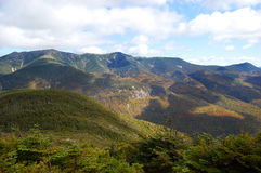 Franconia Notch State Park, White Mountian Royalty Free Stock Photos