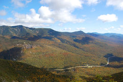 Franconia Notch State Park, White Mountian Stock Photography