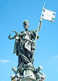 Franconia Sculpture Royalty Free Stock Photo