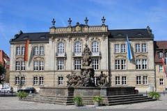 Franconia superiore Bayreuth di governo Fotografia Stock