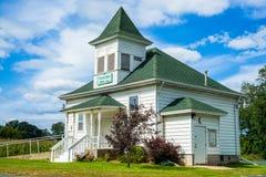 Franconia town hall Royalty Free Stock Photo