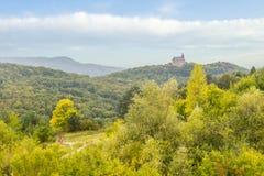 Franconian Landscape Royalty Free Stock Image