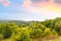 Franconian Landscape Royalty Free Stock Photography
