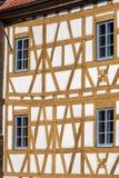 Franconian Old town - framework Stock Photos