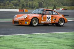 Francorchamps Classics Stock Images