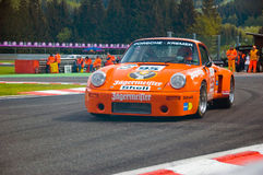 Francorchamps Classics Royalty Free Stock Photography