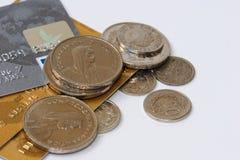 Francos suíços IV Imagem de Stock