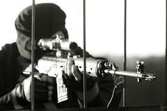 Francotirador Imagen de archivo