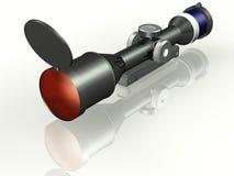 Francotirador ilustración del vector