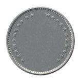 Francs de pièce de monnaie Photographie stock