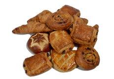 Francuscy ciasta Fotografia Stock